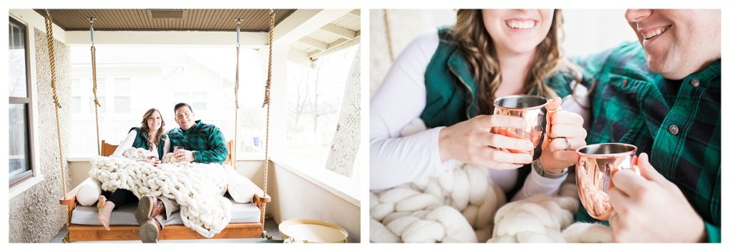 Des Moines Photographer | engagement session | First home | Couple Session | Kara Vorwald