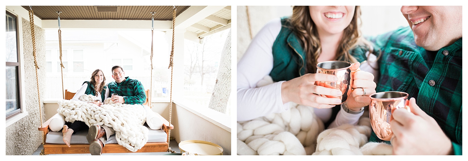 Des Moines Photographer | engagement session | First home | Couple Session | Kara Vorwald